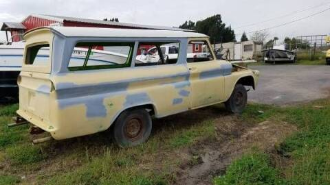 1965 Chevrolet Suburban for sale at Classic Car Deals in Cadillac MI