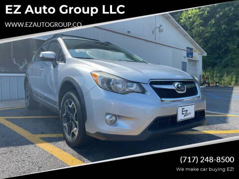 2015 Subaru XV Crosstrek for sale at EZ Auto Group LLC in Lewistown PA