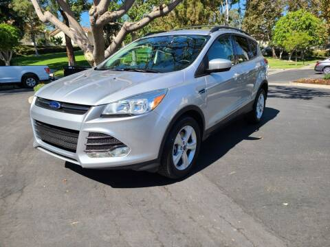 2016 Ford Escape for sale at E MOTORCARS in Fullerton CA