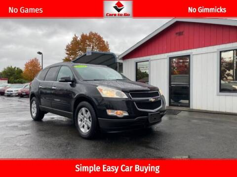 2011 Chevrolet Traverse for sale at Cars To Go in Portland OR