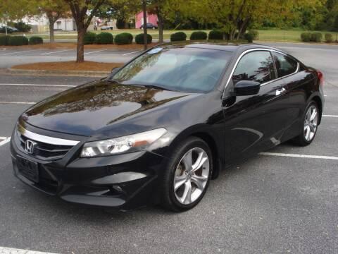 2012 Honda Accord for sale at Uniworld Auto Sales LLC. in Greensboro NC