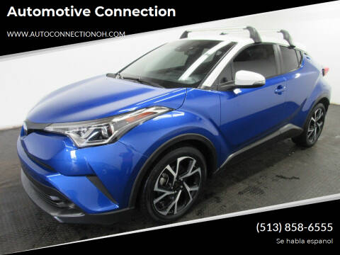 2018 Toyota C-HR for sale at Automotive Connection in Fairfield OH