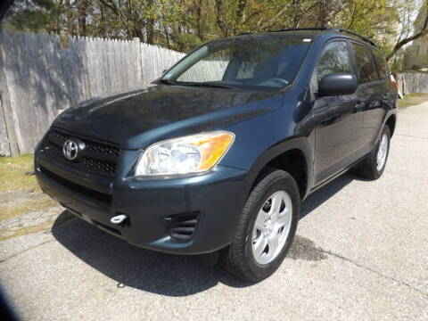 2009 Toyota RAV4 for sale at Wayland Automotive in Wayland MA