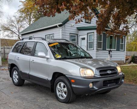 2006 Hyundai Santa Fe for sale at Budget City Auto Sales LLC in Racine WI
