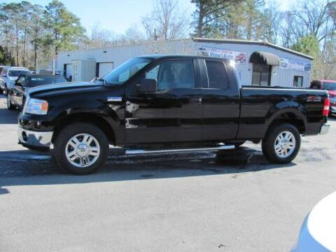 2007 Ford F-150 for sale at Pure 1 Auto in New Bern NC