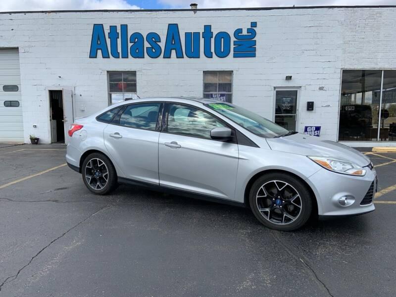 2012 Ford Focus for sale at Atlas Auto in Rochelle IL