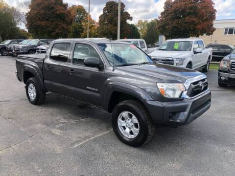 2013 Toyota Tacoma for sale at WILLIAMS AUTO SALES in Green Bay WI