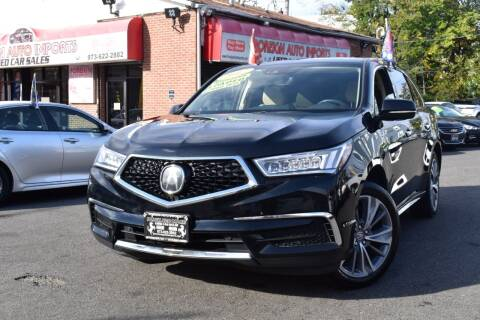 2017 Acura MDX for sale at Foreign Auto Imports in Irvington NJ