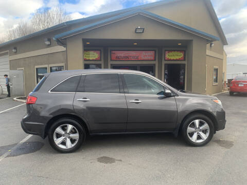 2012 Acura MDX for sale at Advantage Auto Sales in Garden City ID