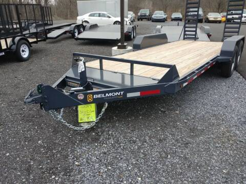 2019 Belmont Skid Steer SS1018-12K for sale at Smart Choice 61 Trailers in Shoemakersville PA