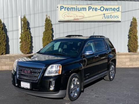 2015 GMC Terrain for sale at PREMIUM PRE-OWNED AUTOS in East Peoria IL