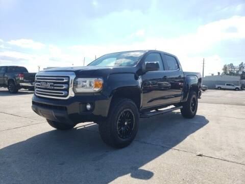 2018 GMC Canyon for sale at Hardy Auto Resales in Dallas GA