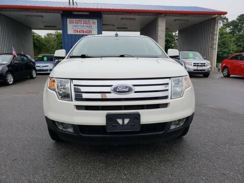 2010 Ford Edge for sale at Gia Auto Sales in East Wareham MA