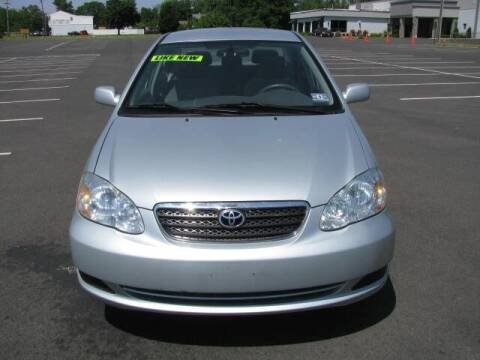 2007 Toyota Corolla for sale at Iron Horse Auto Sales in Sewell NJ