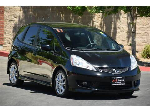 2011 Honda Fit for sale at A-1 Auto Wholesale in Sacramento CA