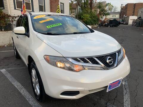 2013 Nissan Murano for sale at Affordable Auto Sales in Irvington NJ