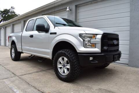 2015 Ford F-150 for sale at Advantage Auto Group Inc. in Daytona Beach FL