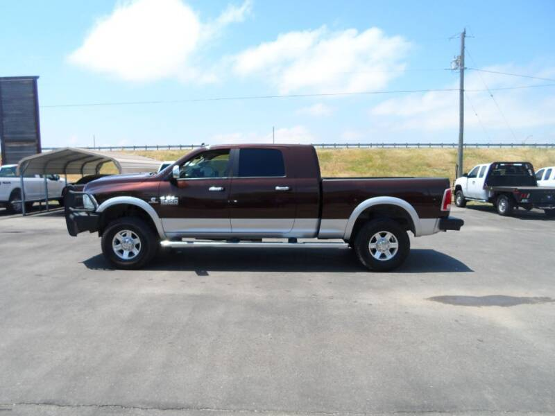 2013 RAM Ram Pickup 2500 for sale at 277 Motors in Hawley TX