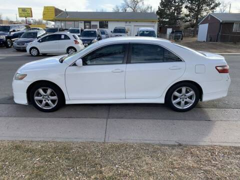 2007 Toyota Camry for sale at Auto Brokers in Sheridan CO
