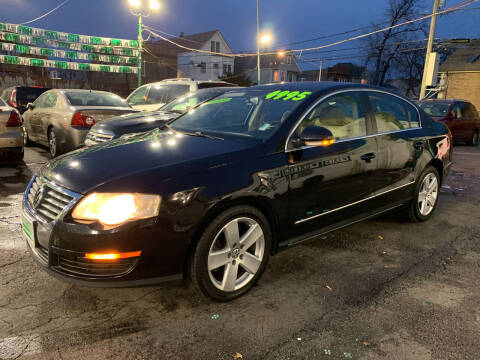 2008 Volkswagen Passat for sale at Barnes Auto Group in Chicago IL