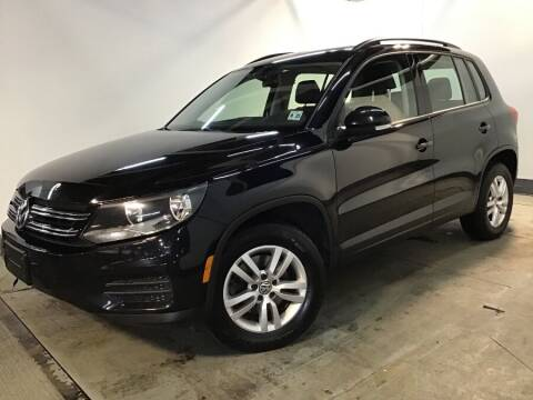 2017 Volkswagen Tiguan for sale at EUROPEAN AUTO EXPO in Lodi NJ