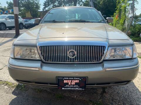 2004 Mercury Grand Marquis for sale at Best Cars R Us in Plainfield NJ