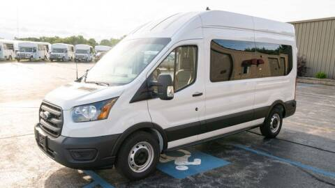 2020 Ford Transit Passenger for sale at A&J Mobility in Valders WI