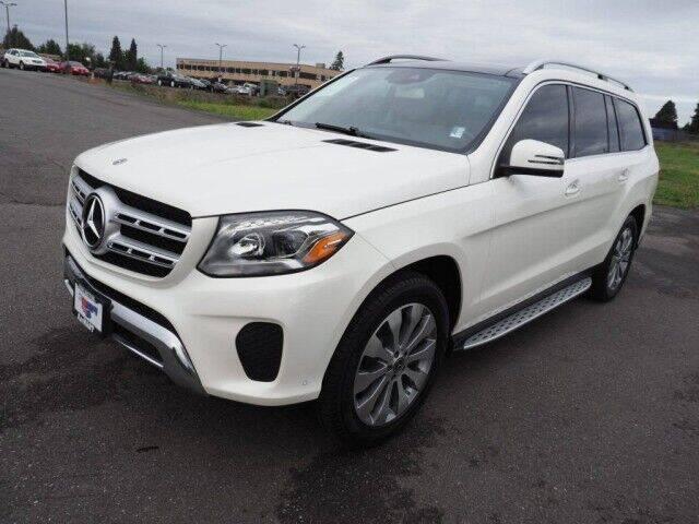2018 Mercedes-Benz GLS for sale at Karmart in Burlington WA