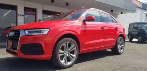 2016 Audi Q3 for sale at ALIC MOTORS in Boise ID