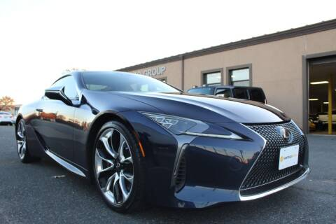 2018 Lexus LC 500 for sale at Vantage Auto Wholesale in Lodi NJ