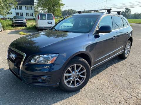 2010 Audi Q5 for sale at East Windsor Auto in East Windsor CT