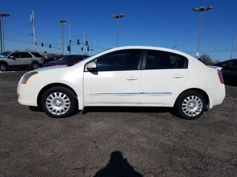 2012 Nissan Sentra for sale at MnM The Next Generation in Jefferson City MO