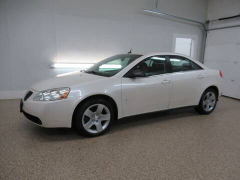 2008 Pontiac G6 for sale at HTS Auto Sales in Hudsonville MI