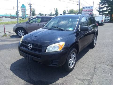 2009 Toyota RAV4 for sale at Wilson Investments LLC in Ewing NJ