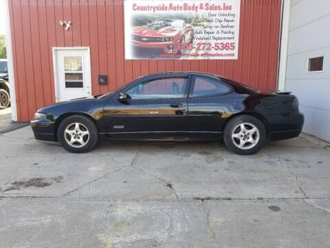 1999 Pontiac Grand Prix for sale at Countryside Auto Body & Sales, Inc in Gary SD