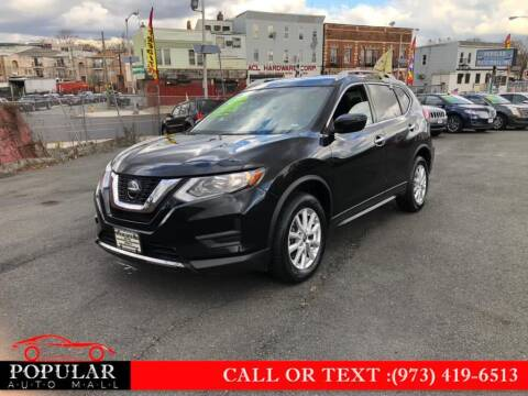 2019 Nissan Rogue for sale at Popular Auto Mall Inc in Newark NJ