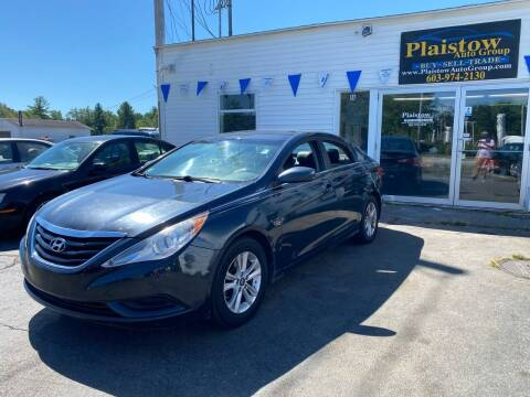 2011 Hyundai Sonata for sale at Plaistow Auto Group in Plaistow NH