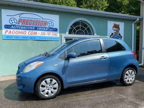 2008 Toyota Yaris for sale at Precision Automotive Group in Youngstown OH