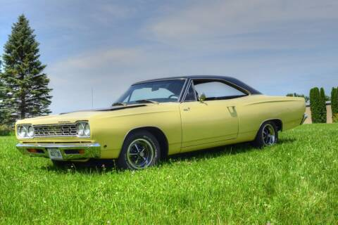1968 Plymouth Roadrunner for sale at Hooked On Classics in Watertown MN