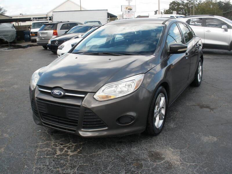 2013 Ford Focus for sale at Priceline Automotive in Tampa FL