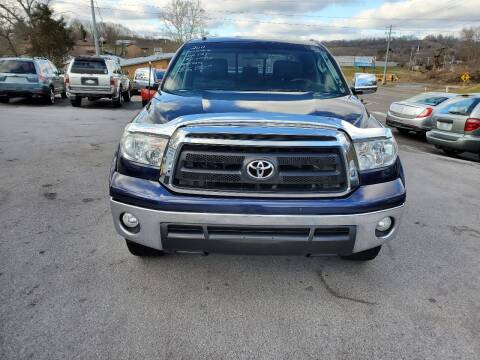 2011 Toyota Tundra for sale at DISCOUNT AUTO SALES in Johnson City TN