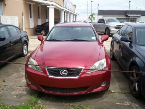 2006 Lexus IS 350 for sale at Louisiana Imports in Baton Rouge LA