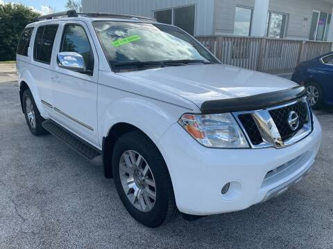 2011 Nissan Pathfinder for sale at The Car Connection Inc. in Palm Bay FL