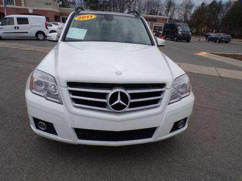 2011 Mercedes-Benz GLK for sale at Adams Auto Group Inc. in Charlotte NC