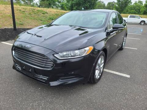 2014 Ford Fusion for sale at DISTINCT IMPORTS in Cinnaminson NJ