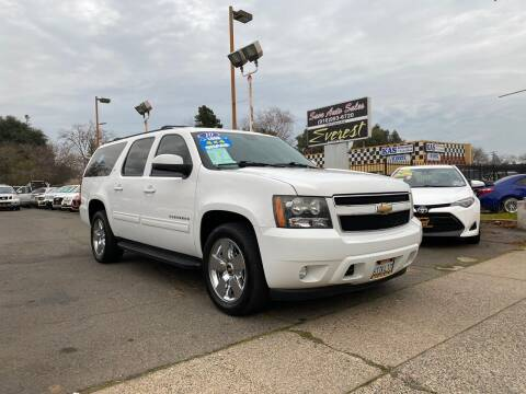 2010 Chevrolet Suburban for sale at Save Auto Sales in Sacramento CA