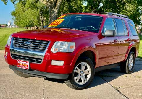 2009 Ford Explorer for sale at SOLOMA AUTO SALES in Grand Island NE