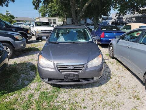 2008 Hyundai Elantra for sale at Wally's Cars ,LLC. in Morehead City NC