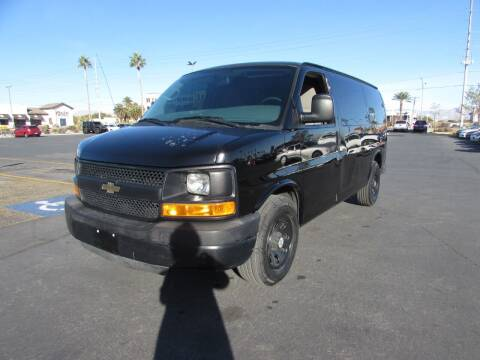 2013 Chevrolet Express Cargo for sale at Charlie Cheap Car in Las Vegas NV