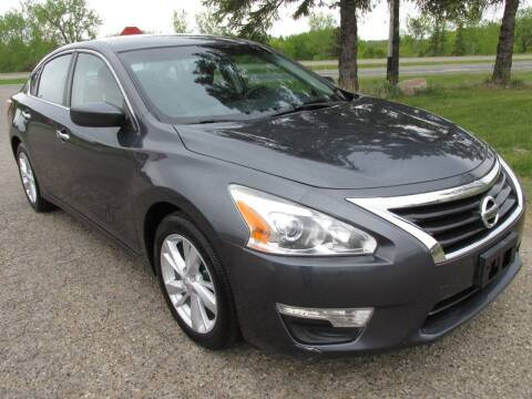 2013 Nissan Altima for sale at Buy-Rite Auto Sales in Shakopee MN